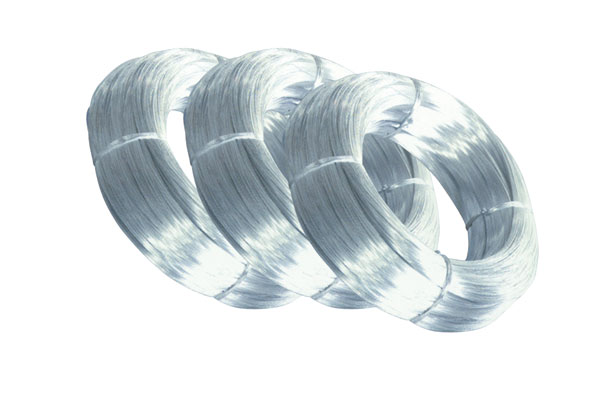 Hot-dipped galv. Or Elec.galv. iron wire