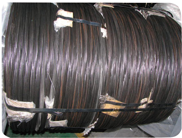 Wire use for nail making