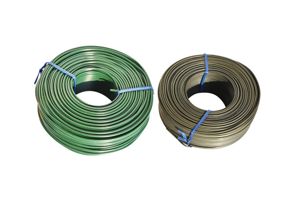 Small coil annealed tie wire/Plastic-coated tie wire