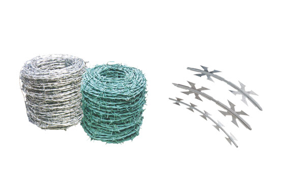 Barbed wire/Blade-cill wire